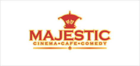 majestic theatre brand design
