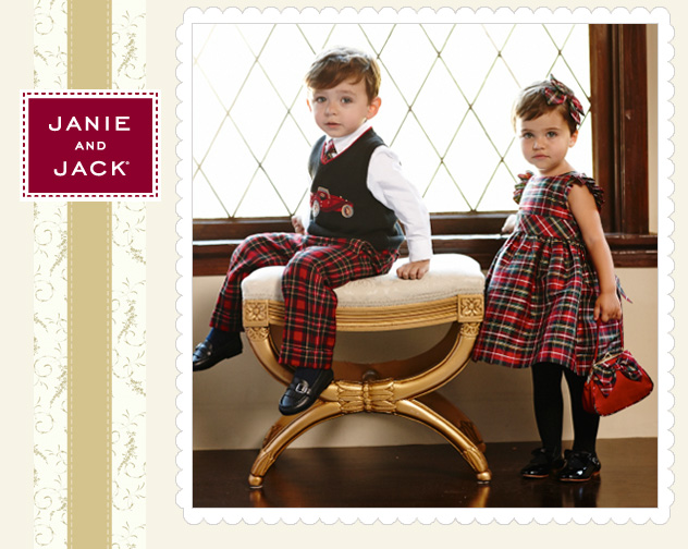 Janie and Jack Sale - Buy Cheap Branded Clothing for Kids Online